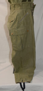Trousers US Mountain troops FSSF Side