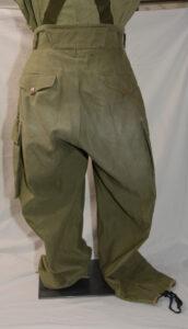 Trousers US Mountain troops FSSF Back