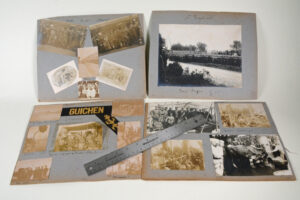 WWI REF Officer grouping of photos (1)