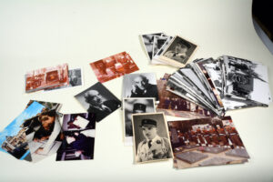 WWI REF Officer grouping of photos (12)