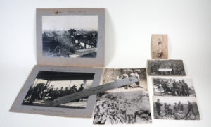 WWI REF Officer grouping of photos (4)