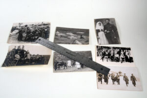 WWI REF Officer grouping of photos (5)