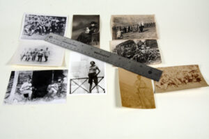 WWI REF Officer grouping of photos (6)