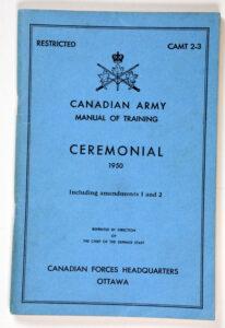 CAMT 2-3 CEREMONIAL 1950