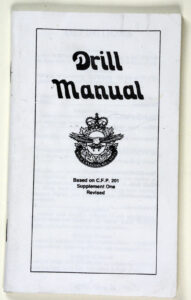 Drill Manual Royal Canadian Air cadets pre-2000