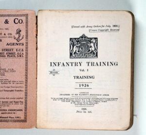 Infantry Training Vol 1 TRAINING 1926 British (2)