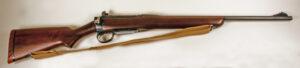 Rifle EAL SN 1640 top - peep sight