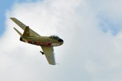 Hawk One RCAF F-86 Sabre Jet