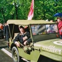 Apeldoorn Seaforth veteran who recognized me - 2005