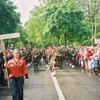 Apeldoorn 2005 - Seaforth Highlanders of Canada approaching