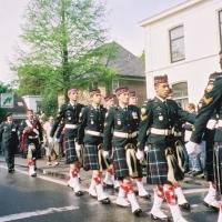 Apeldoorn 2005 - Seaforth Highlanders of Canada delegation 2