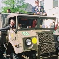 15 Cwt truck with veterans Apeldoorn 2005